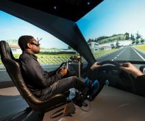 Realité augmentée pour la conduite