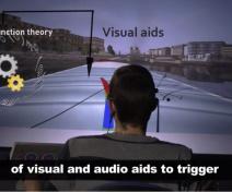 Aide au pilotage de péniche en environnement virtuel